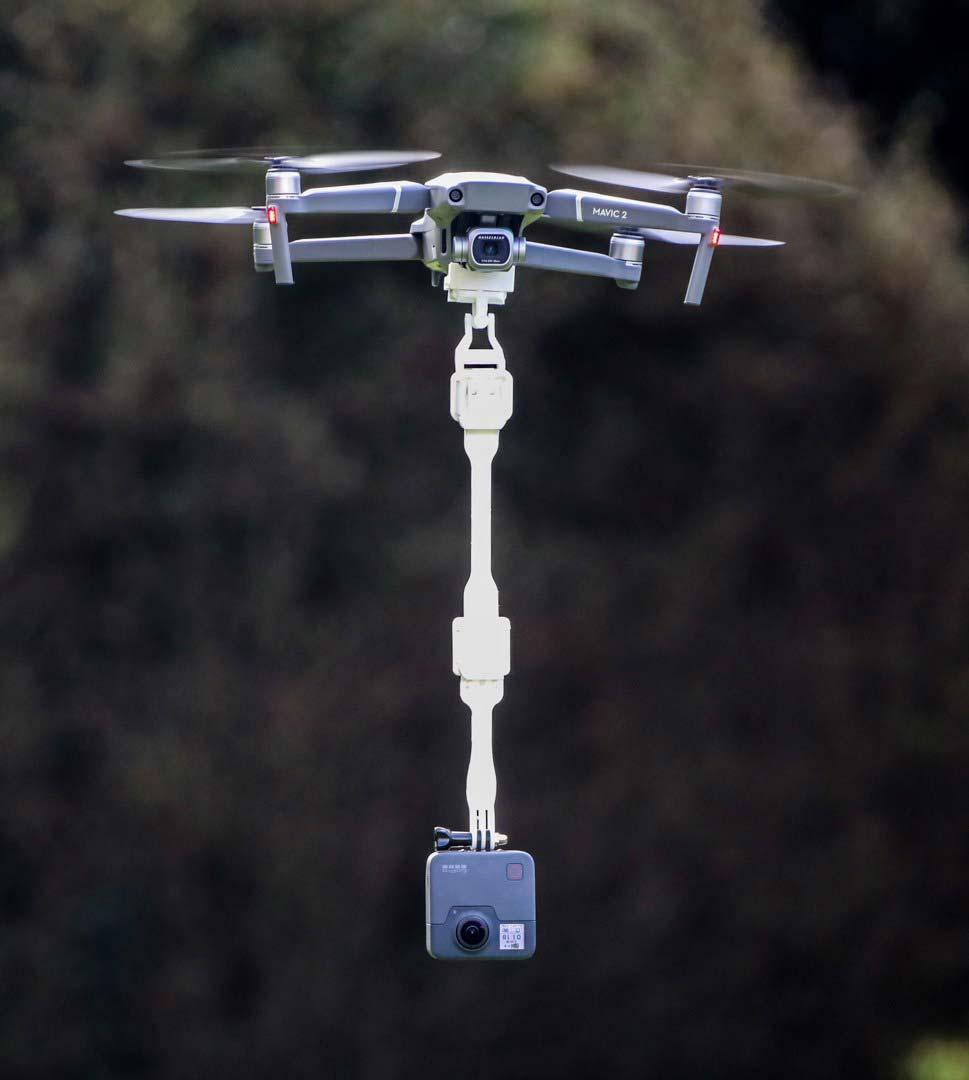 Drone-camera-VR